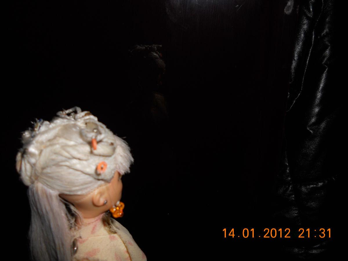 芭比娃娃古装发型怎么梳分享展示图片