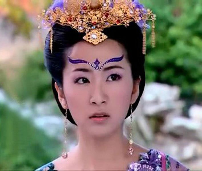 【古韵悠涵】心目中最美的五十位古装美女