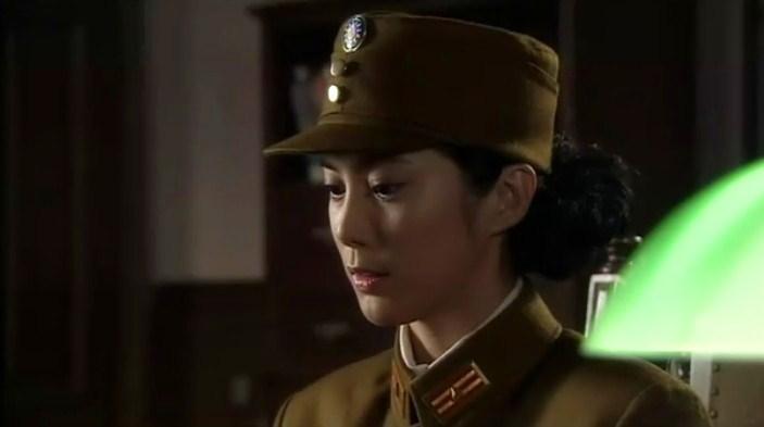 穿军装的女人――最漂亮