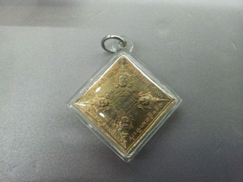 龙婆浸兰四面神一期九宝铜限量399 只作分享图片