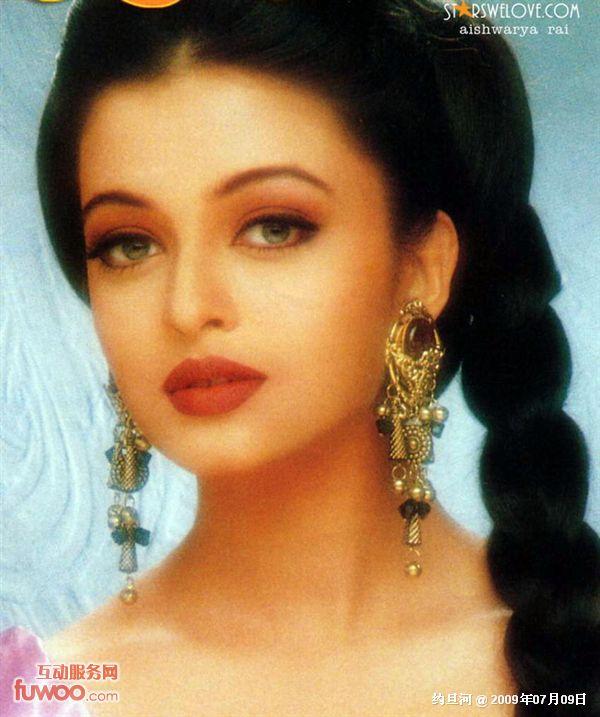 【印度佳人】宝莱坞第一美女――艾西瓦娅・雷arai