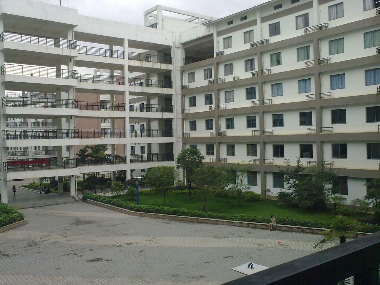 桂林理工大学雁山校区宿舍分享展示图片