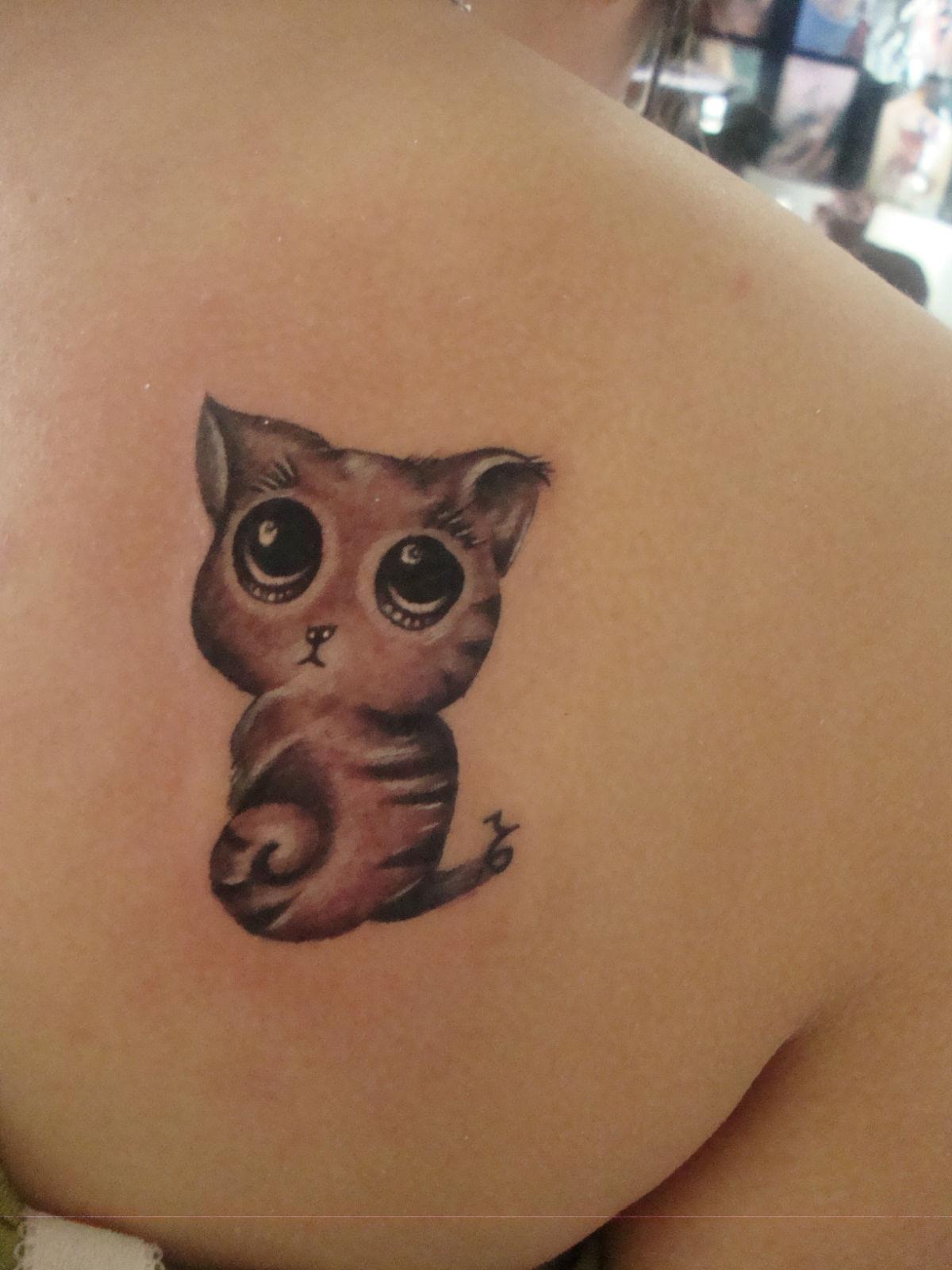 瑜字纹身图案分享展示图片