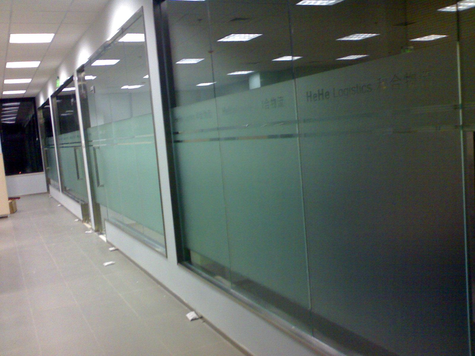 隔断、餐厅和店门的极佳选择.私秘膜还省去了遮阳挡的使用.高清图片