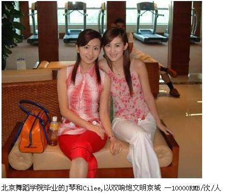 北京天上人间十大头牌美女!【转遮天吧】