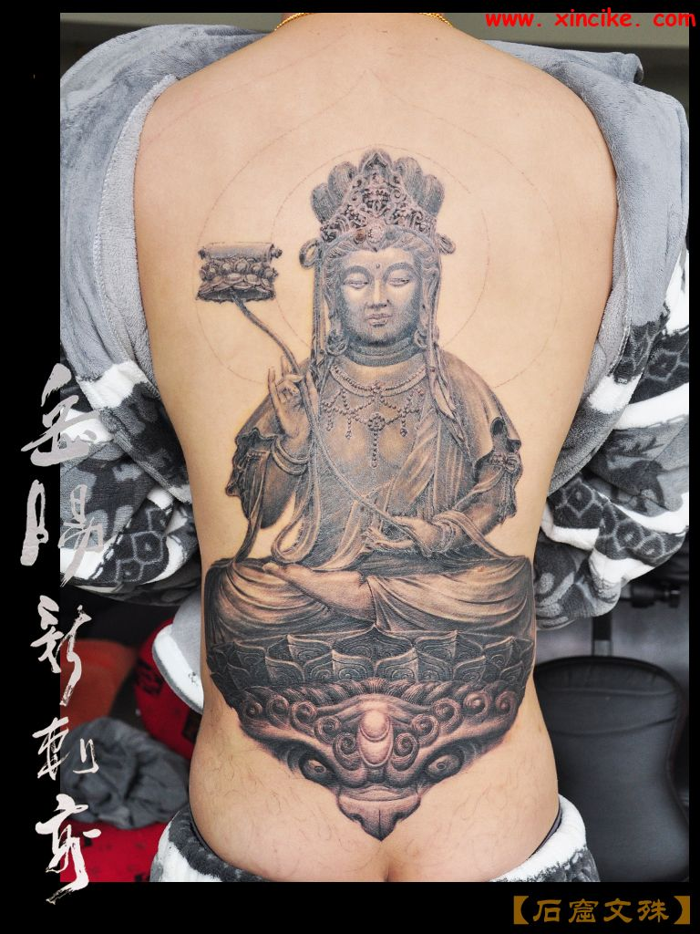 后背人物纹身《《后背男纹身人物《《好看的后背纹身图片