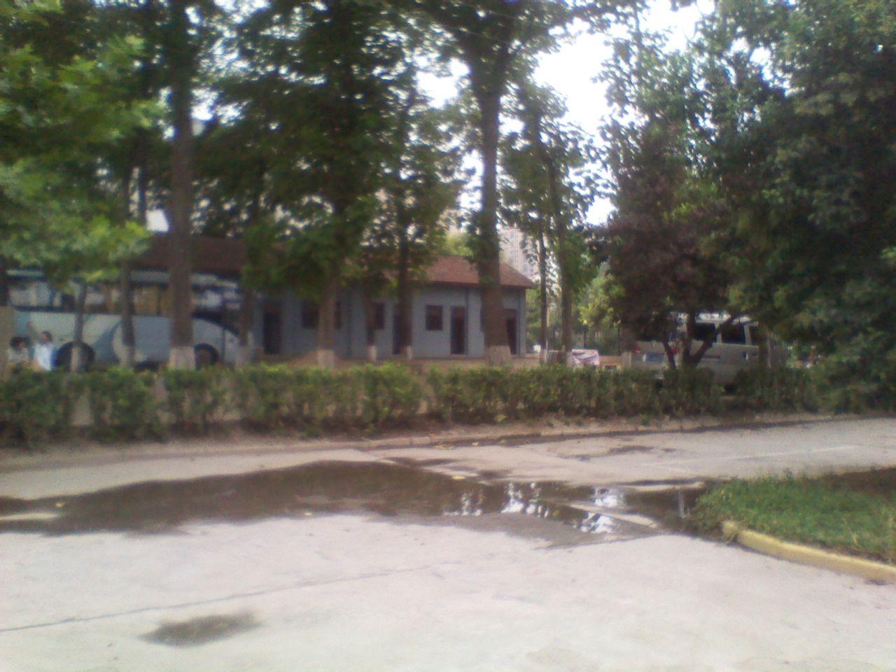渭南师范北校区,想看图片的进来 高清图片