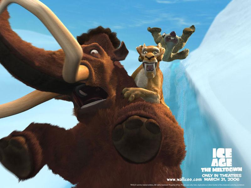明年暑假档秦时电影版能赢得了好莱坞的冰河世纪...