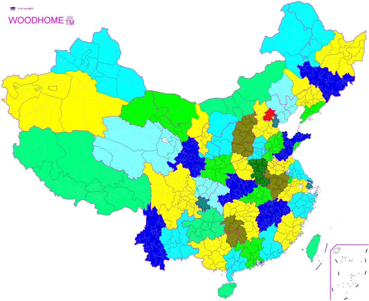 行政区划网 2016行政区划方案 济宁的行政区划有多次较大