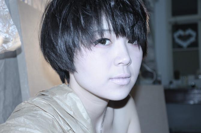 日本11岁女生黑木耳