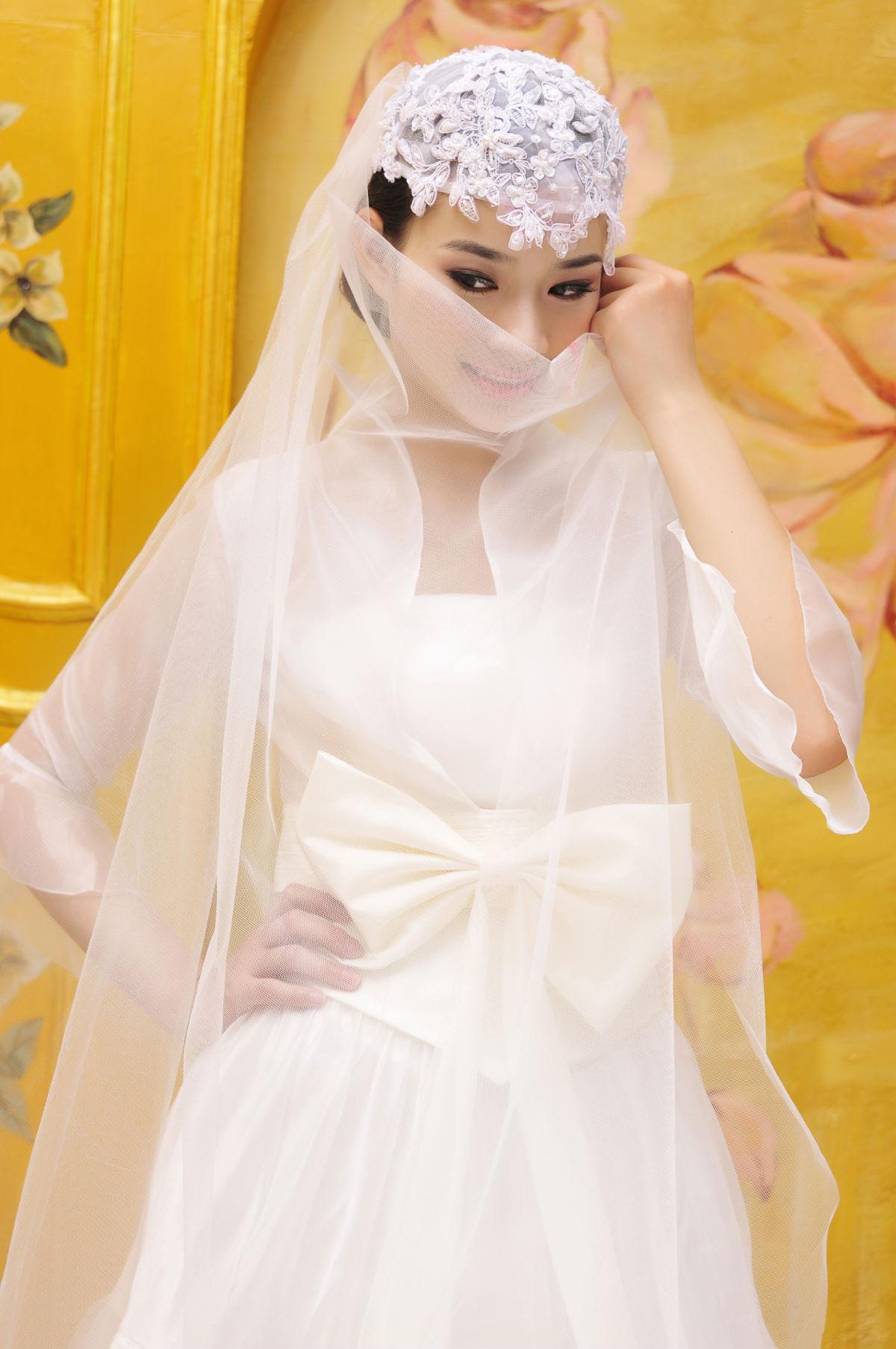穆斯林婚纱照唯美图片展示图片