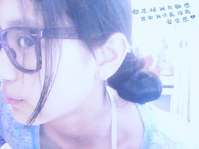 素颜小豹: 大美女!