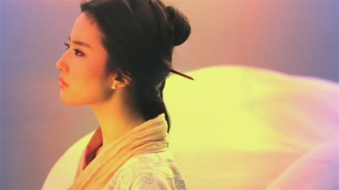 [古心古意]〖贴图〗刘亦菲古装美图区图片
