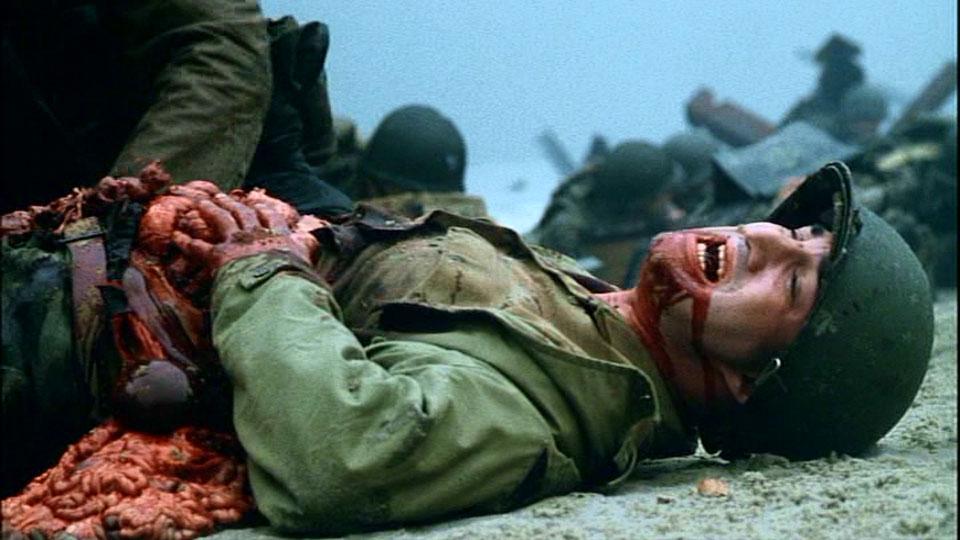 拯救大兵瑞恩死得最惨的美女死的最惨的人拯救大兵
