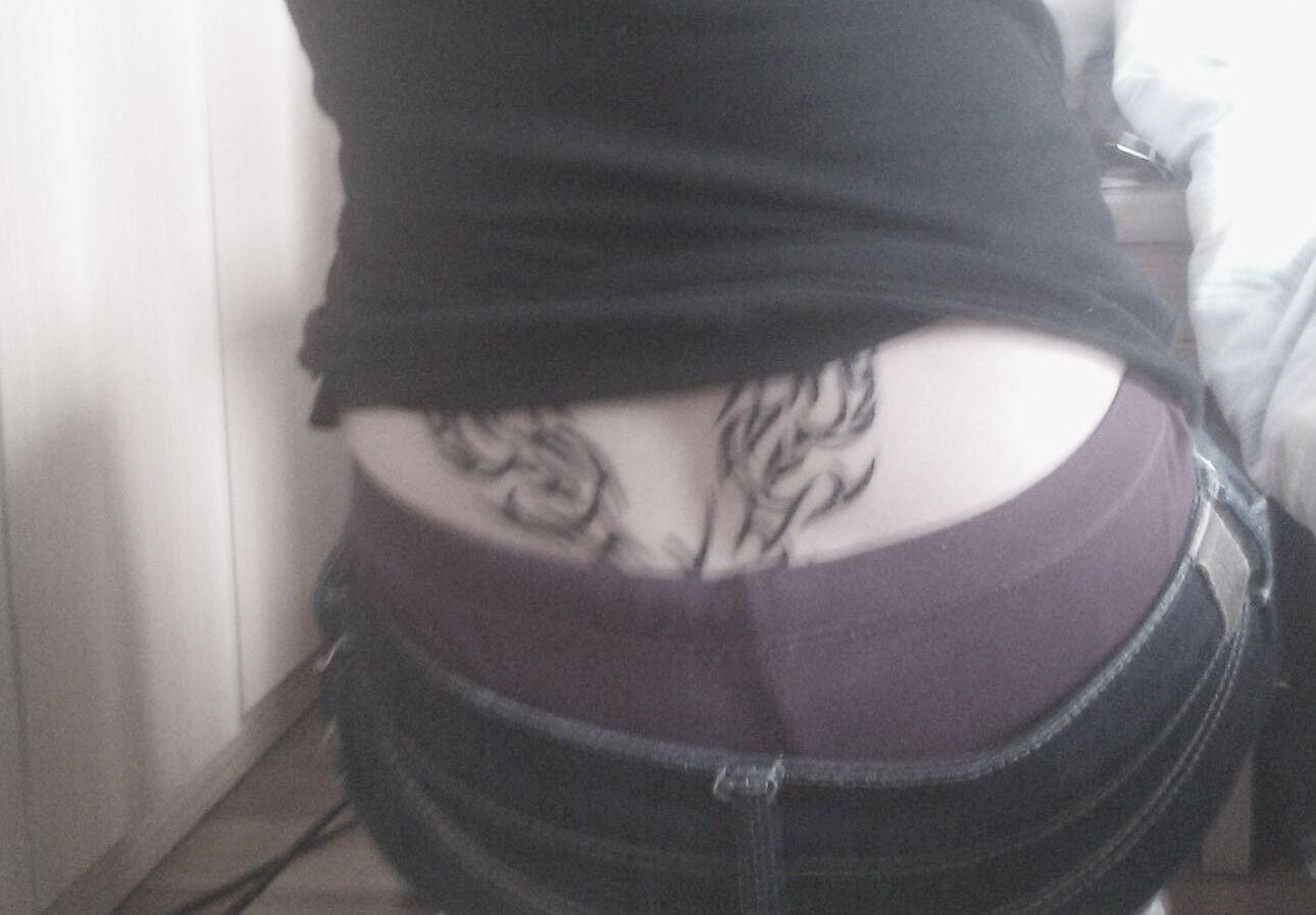 谢霆锋王菲有情侣纹身分享展示图片
