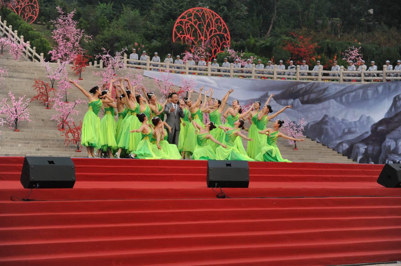邯郸龙歌舞团 邯郸市金凤凰歌舞团 邯郸歌舞团 邯郸市歌舞团 邯郸豹龙