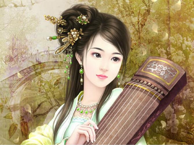 【游戏】看看你适合的古装美女图片