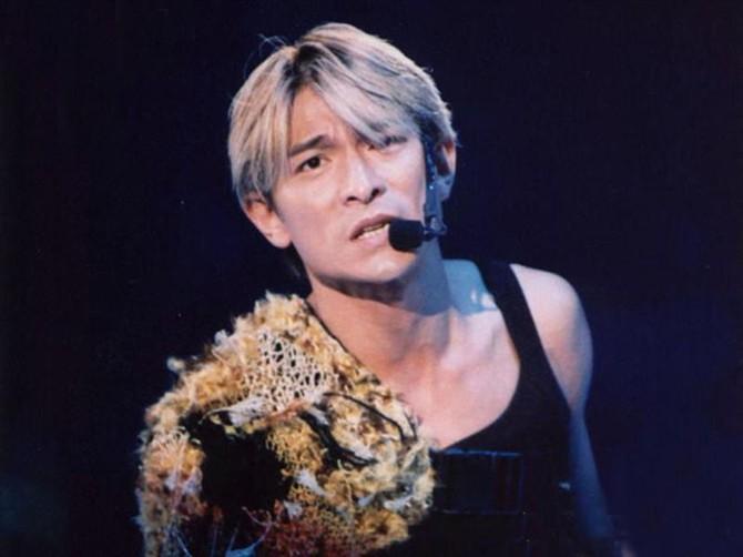 刘德华99年经典演唱会图片