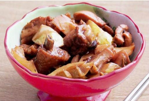 超美味家常烧鸡块 家常菜 各种烧鸡块