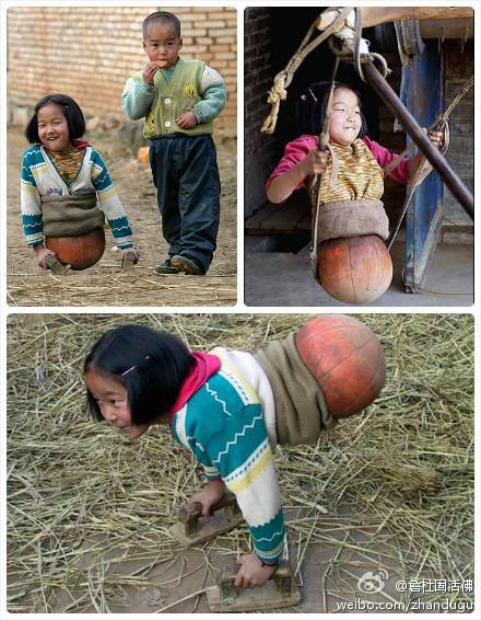全世界最美丽的小女孩