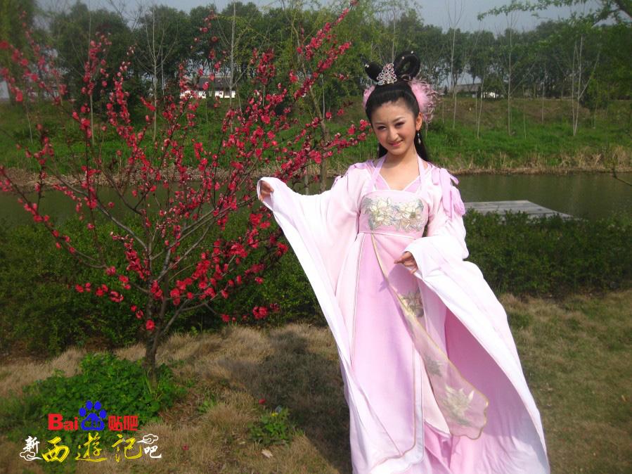 【魔幻西游】张版《西游记》美女系列之七仙女