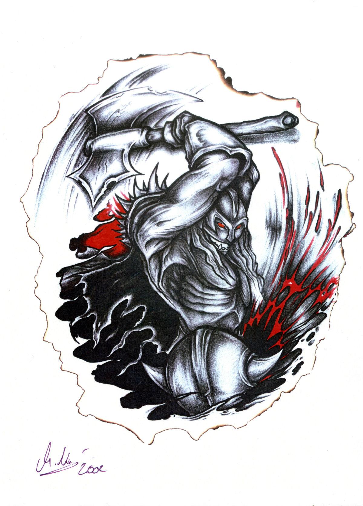 欧式大全纹身图案--纹身素材图案字体v大全的抽象图片