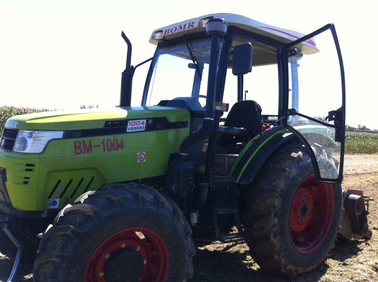 洛阳市博马农业工程机械有限公司 东方红拖拉机 吧 cdata 高清图片