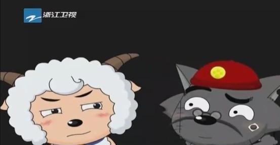 没见过这样表情的喜羊羊=图片