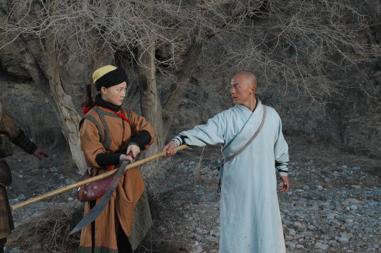 少林寺传奇之大漠英豪冰玉分享展示图片
