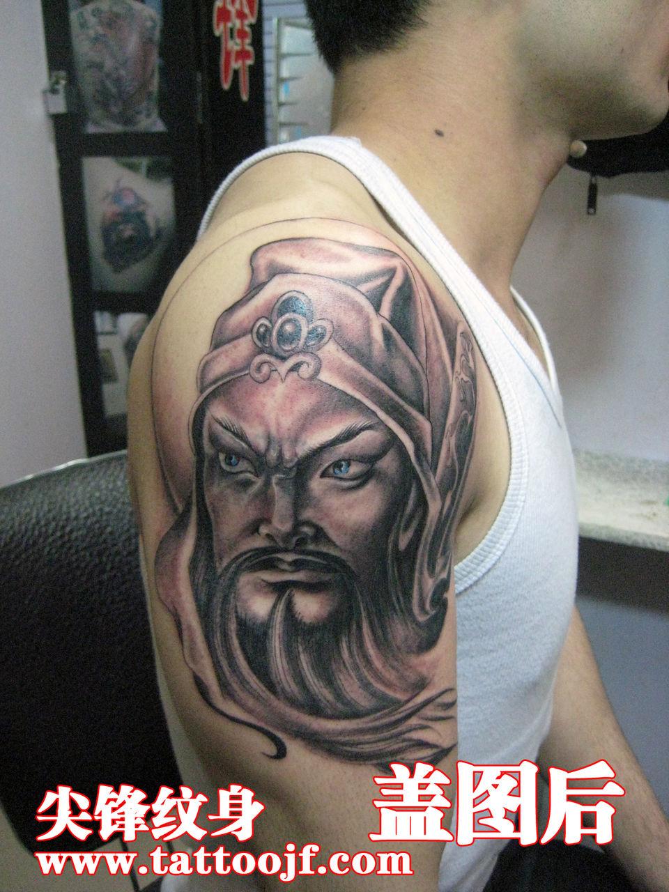 盖图纹身logo素材分享展示图片
