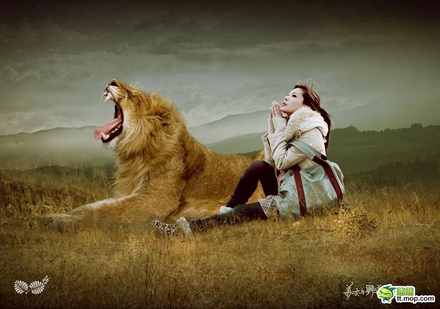 美女与野兽 知青家园吧