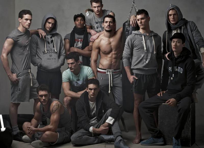 【∞帅到极致∞】一群帅男人在那里