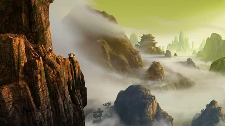 壁纸 风景 旅游 瀑布 山水 桌面 720_404