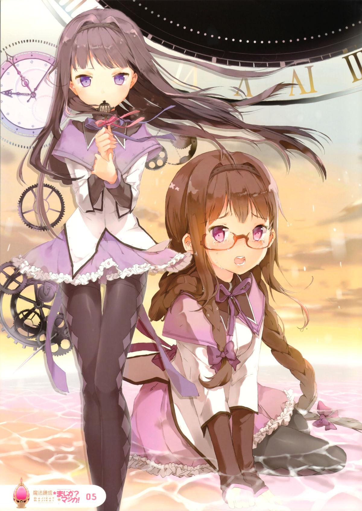 『偶偶偶偶ノ』°一些魔法少女小圆的图啊图啊