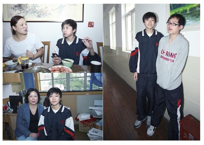 210144667_左溢穿校服的照片的报道近况介绍