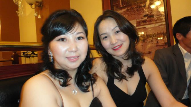 蒙古国女人