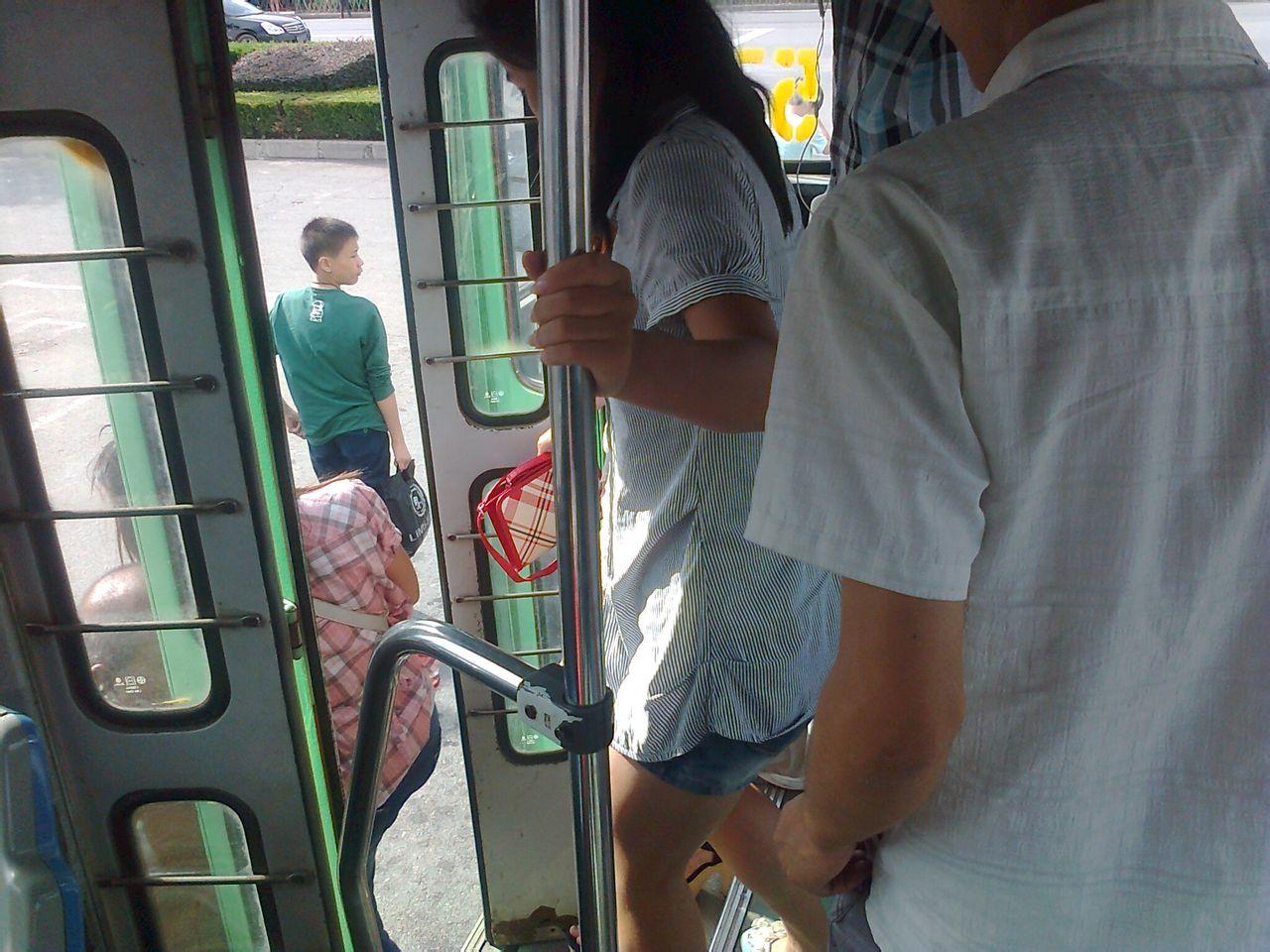 细数 洛阳那几辆最破的公交车 河南科技大学吧 百度贴吧 高清图片