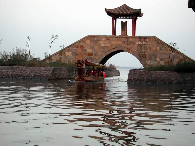 因古诗而闻名古今外的桥