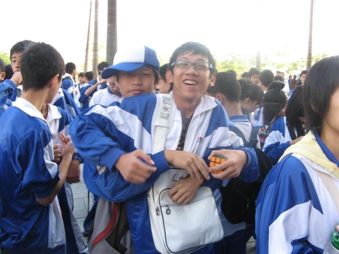 广东校服29【广州67中学男生版】图片