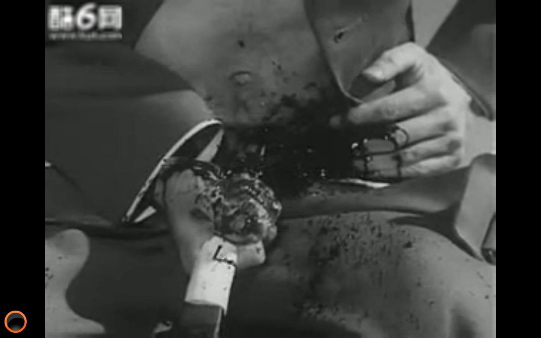 切腹日本人剖腹自尽图片雅利安人日本女人切腹自尽