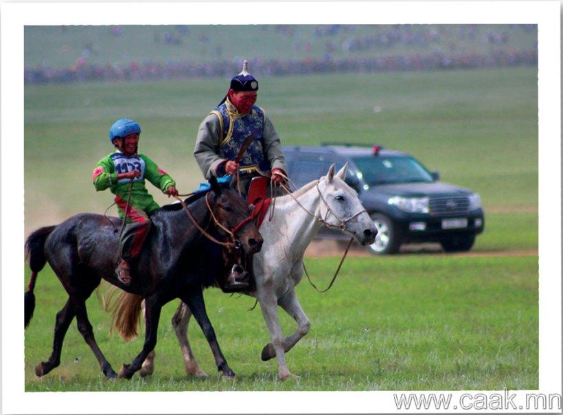 蒙古国那达慕花絮 图片图片