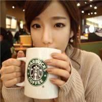 『跪求』喝奶茶的女生头像