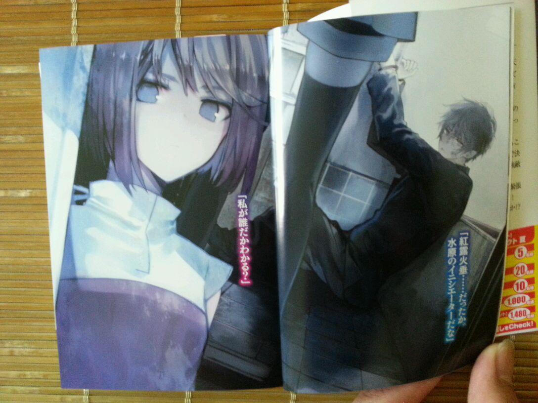 black bullet light novel pdf