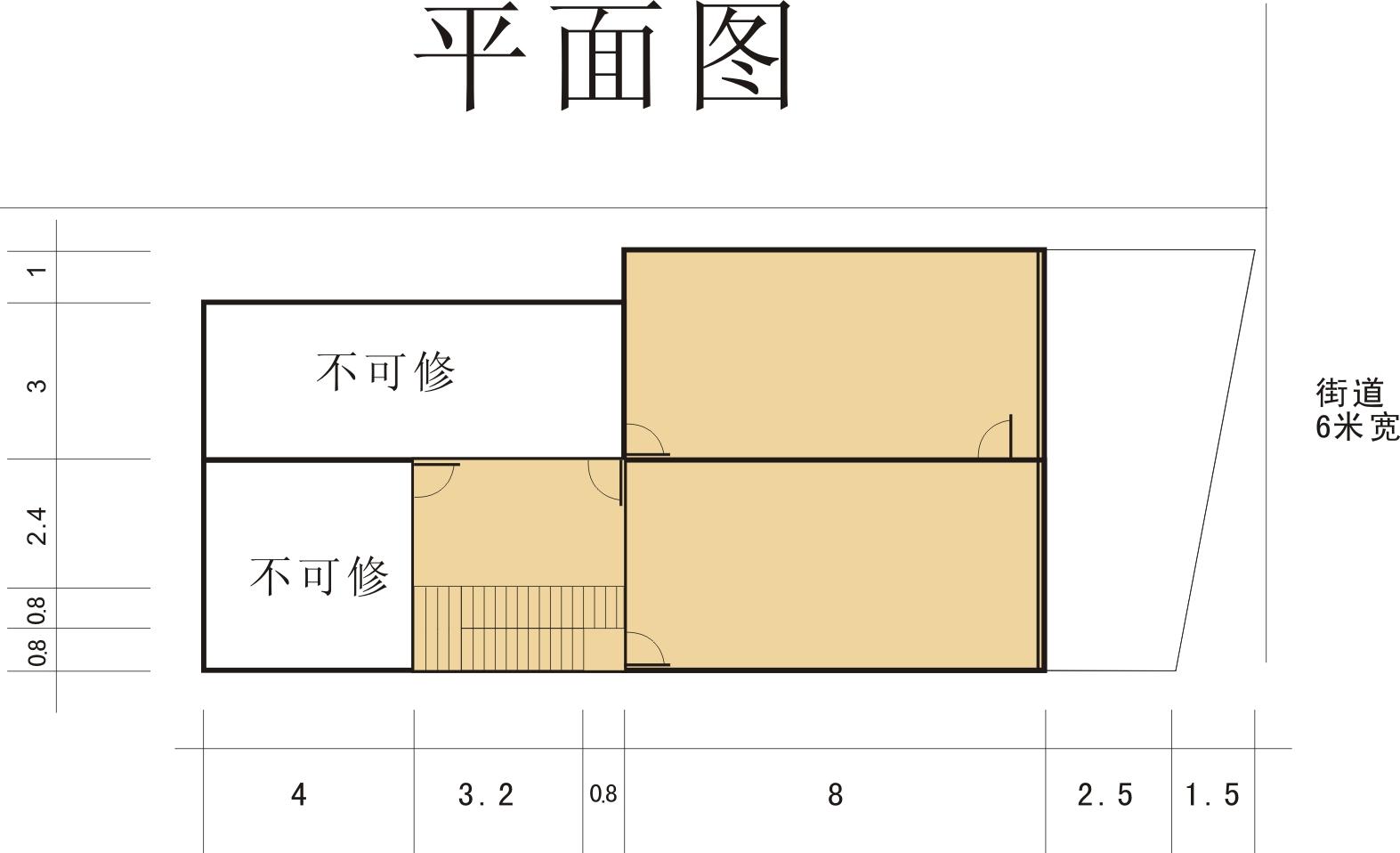 一层民房平面设计图_一层民房平面设计图设计