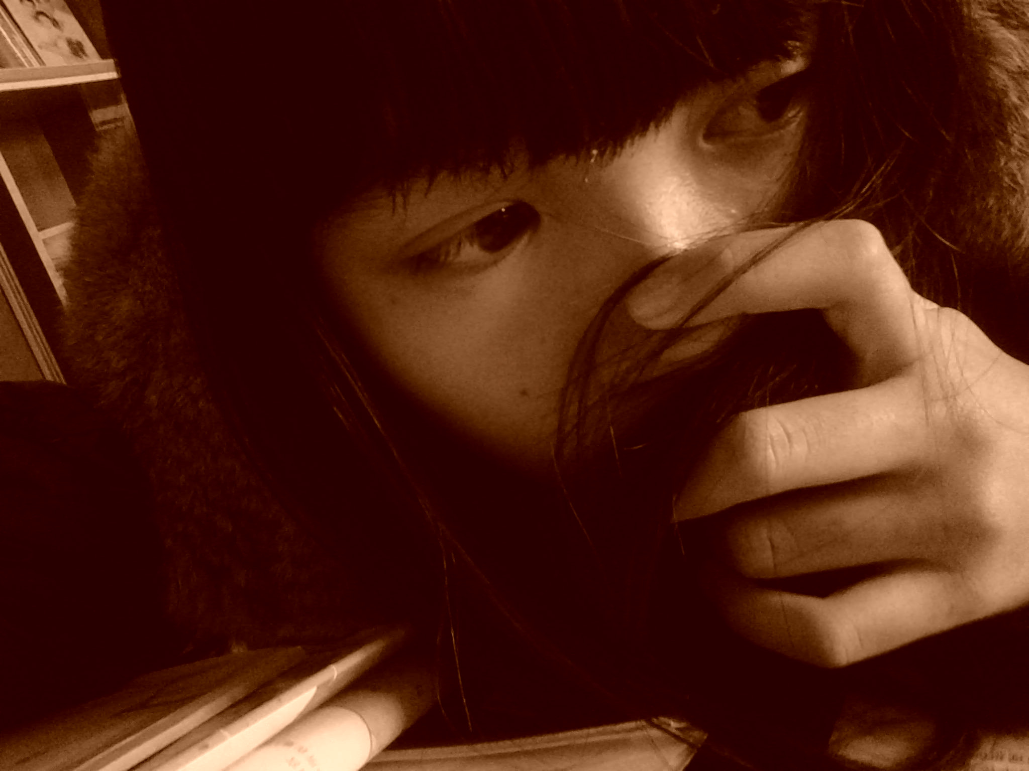 me】大眼睛大鼻子大嘴巴・・・・・