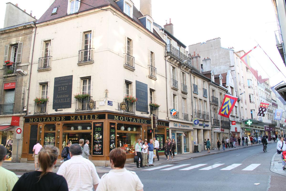 法国巴黎及小镇街景---原创图片