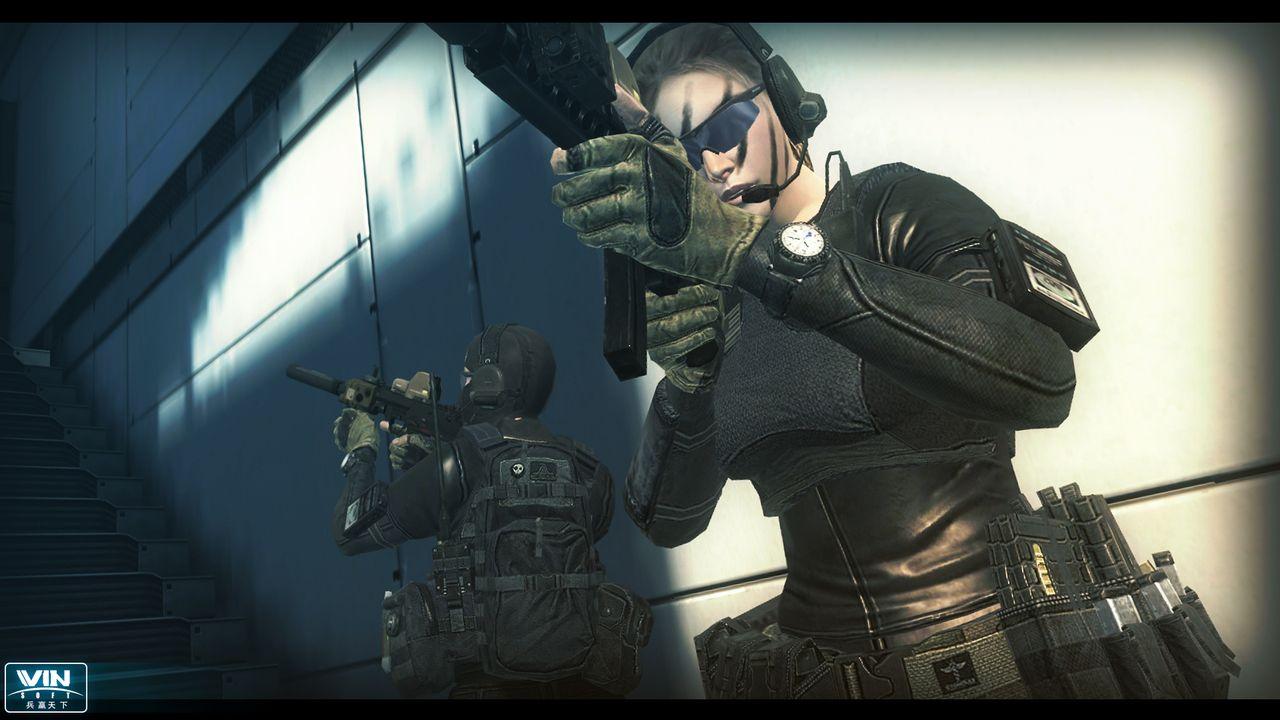 【初恋解说】国产FPS elite force