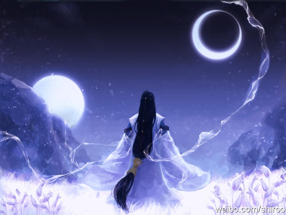 【木木】古剑奇谭第一幕(多图):太子长琴和悭臾图片