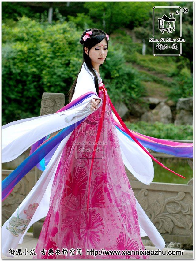 【图楼】汉民族的传统服装——汉服图片