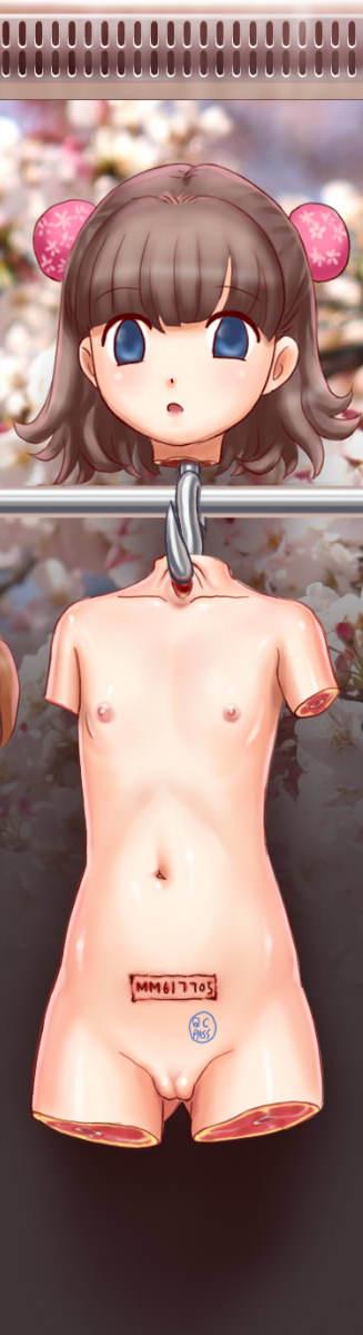 【猎奇】全国少女肉品评会